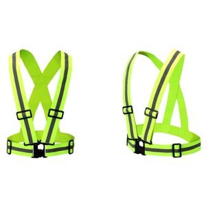 Safety Reflection Strap With High Visibility
