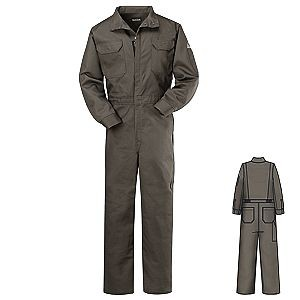 Men's 9 Oz. Excel Deluxe Coverall