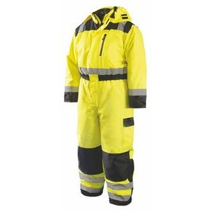 Class 3 High Visibility Winter Coverall